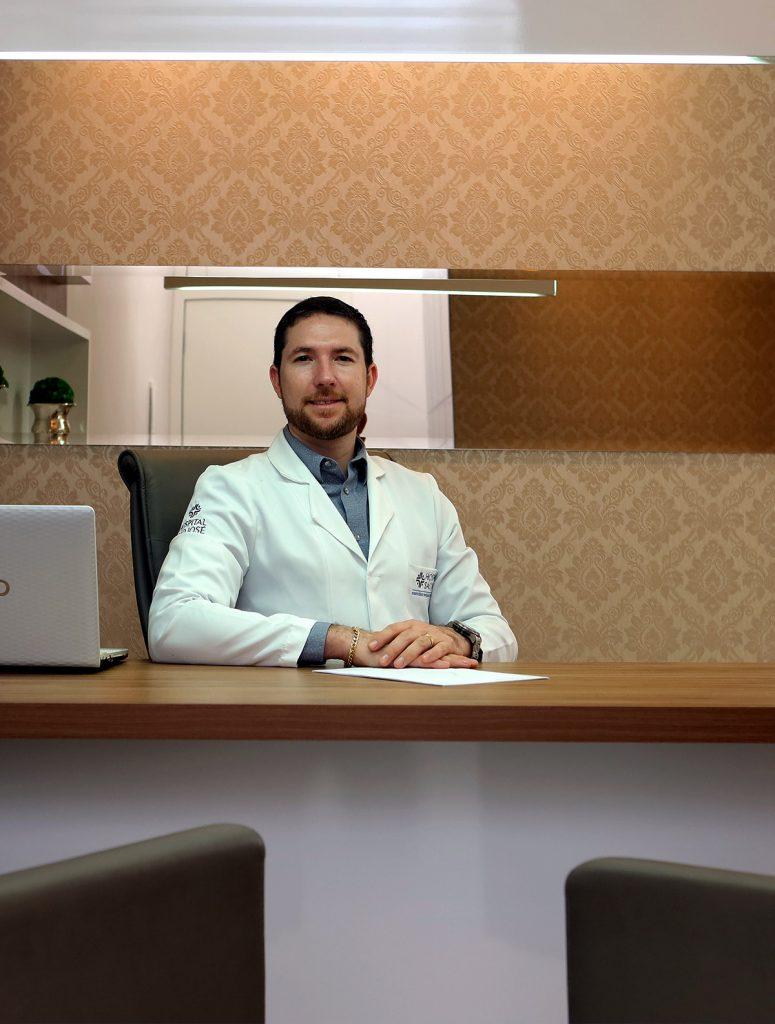 Dr. Bruno Carvalho - Cirurgião Vascular - Araguaína